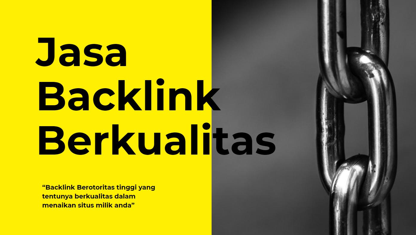 Jasa SEO Backlink Conten Digital